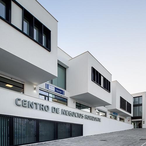 Edificio administrativo en Vejer